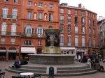 Place de la Trinité Toulouse